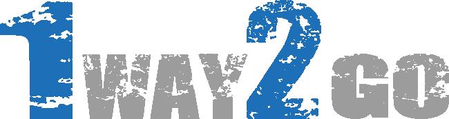 1way2go Punkrock Logo